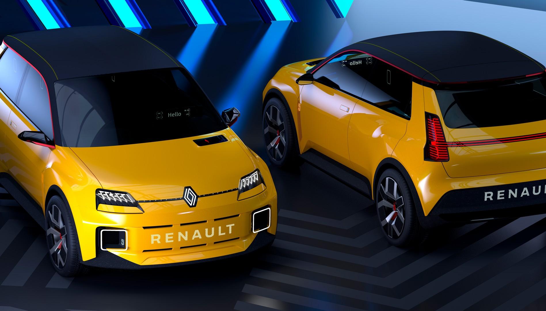 Renault 5 Protoype