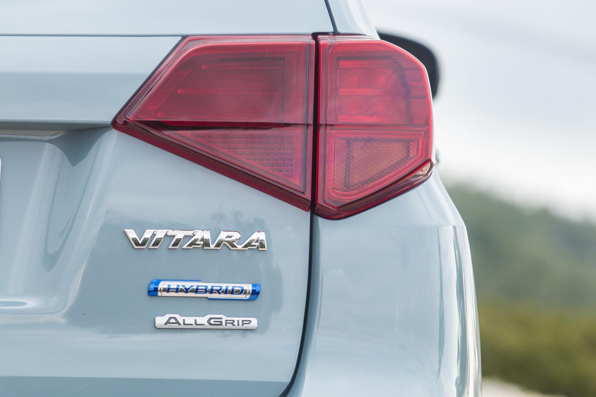 Suzuki Vitara 1.4 Boosterjet Hybrid AllGrip
