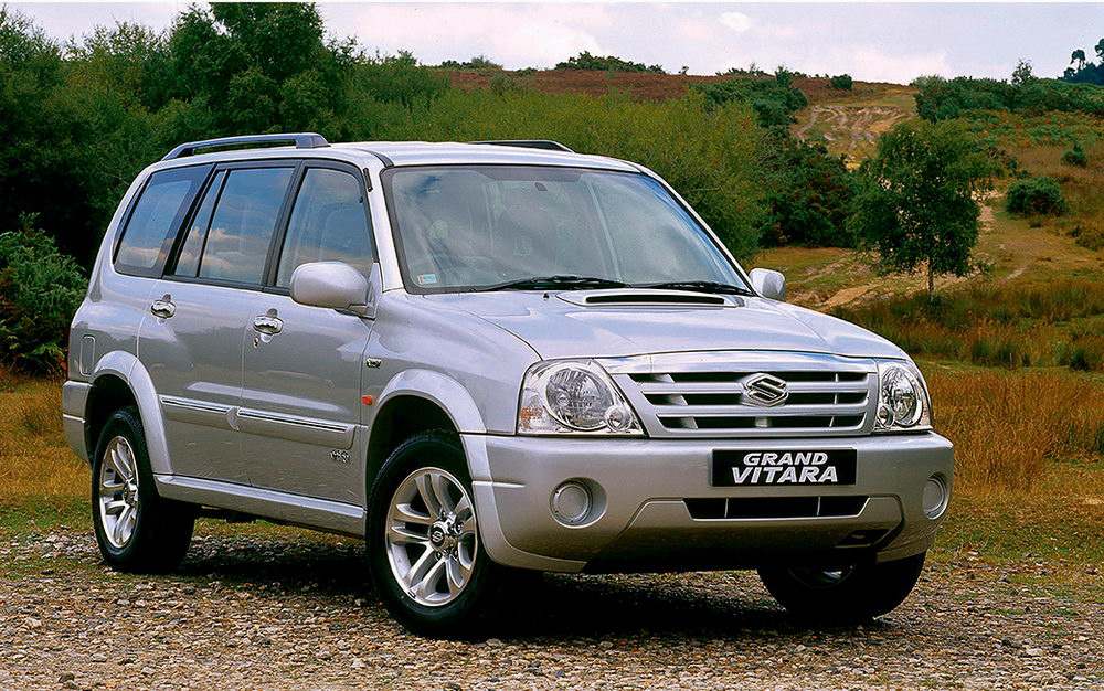 Suzuki Vitara XL7