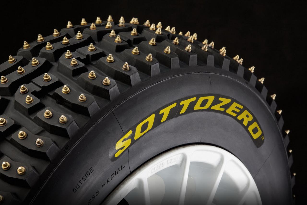 Pirelli Studded Tyres