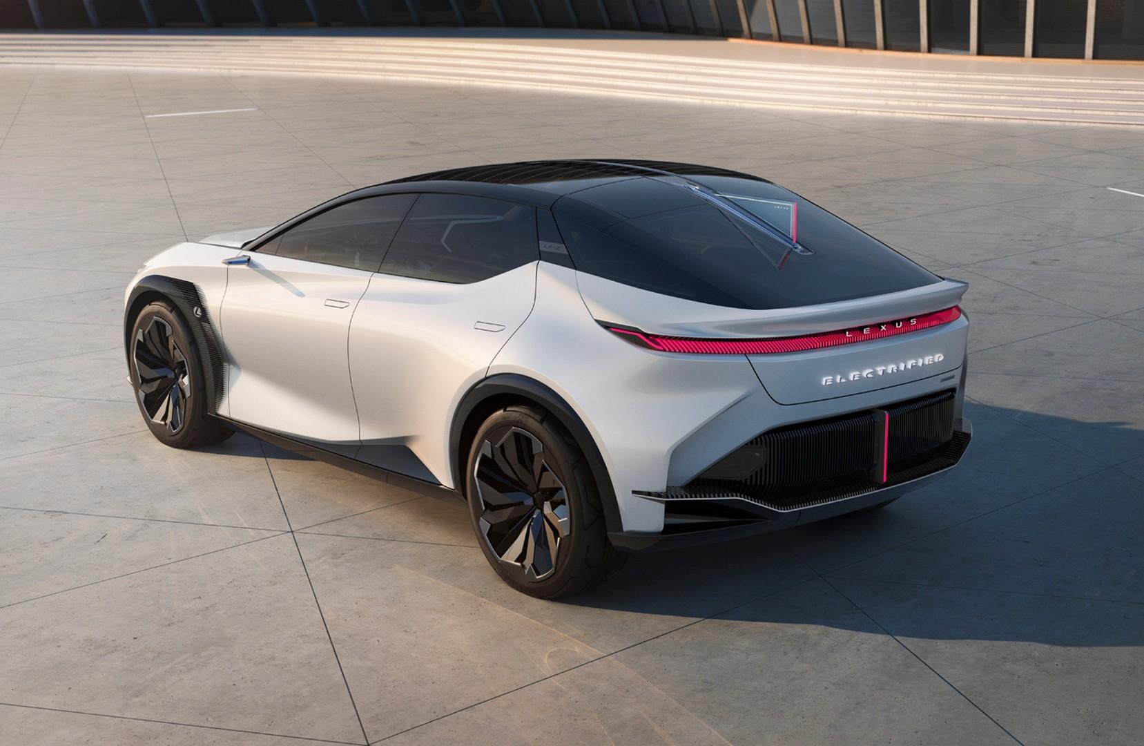 Lexus LF-Z Electrified