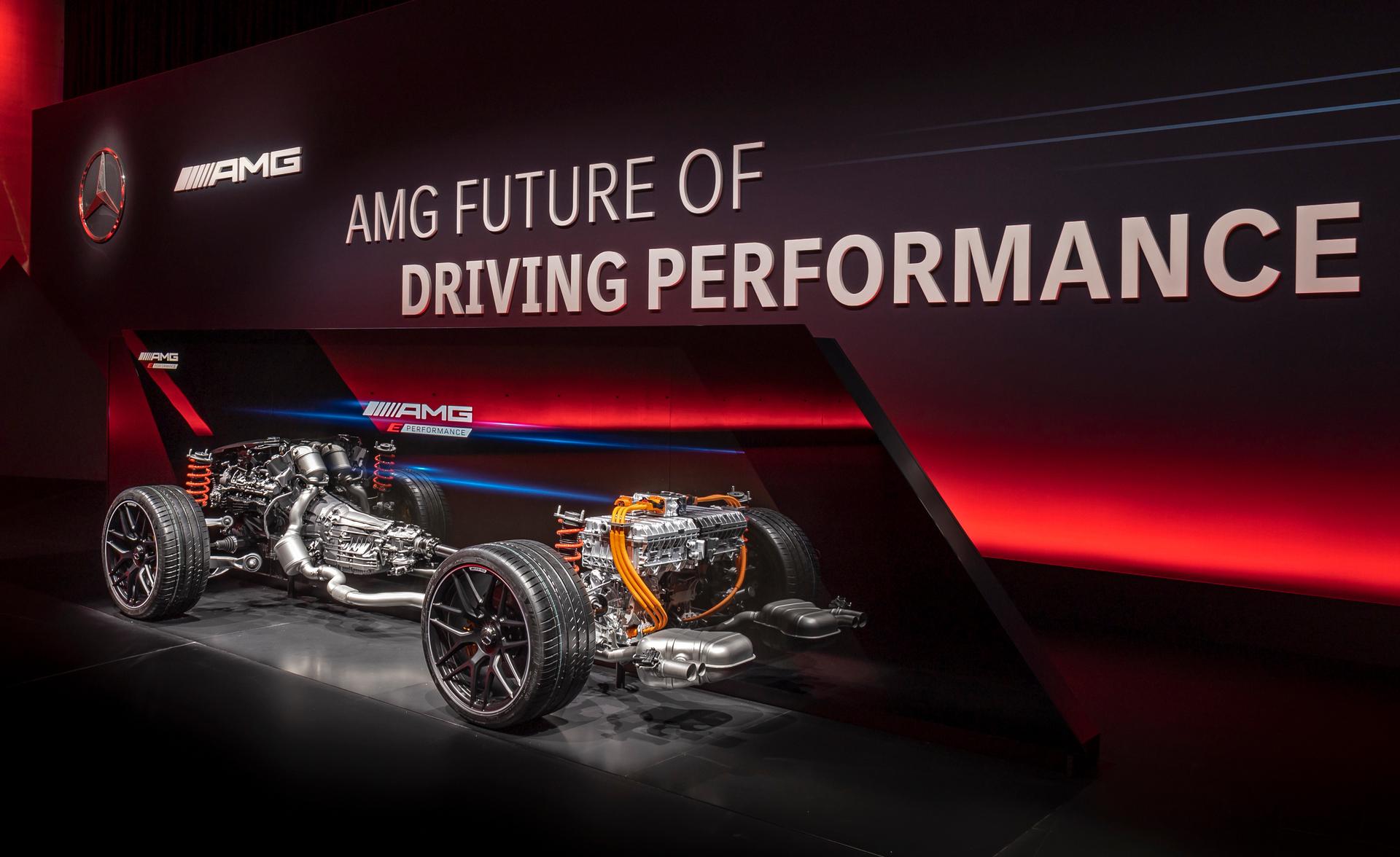 Mercedes-AMG PHEV