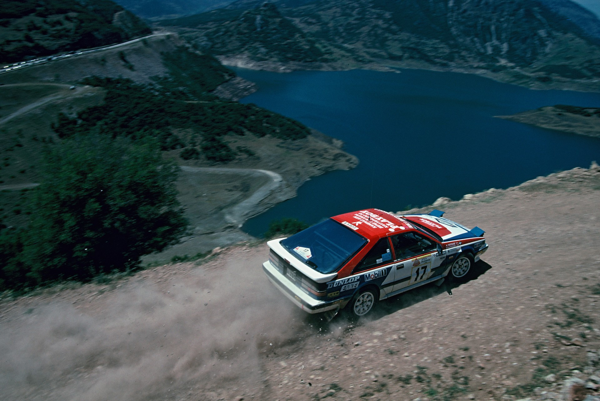 Acropolis Rally - Stratissino-Fertakis