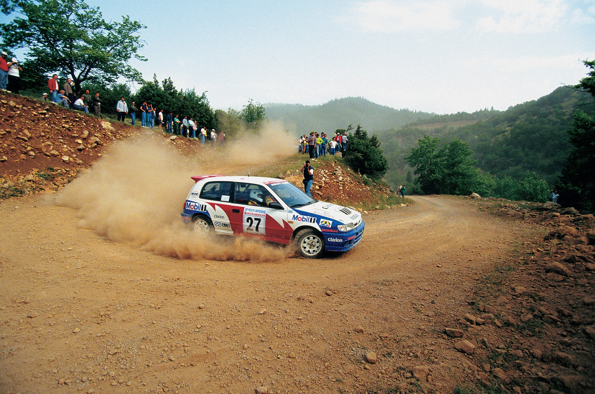 Acropolis Rally - Stratissino