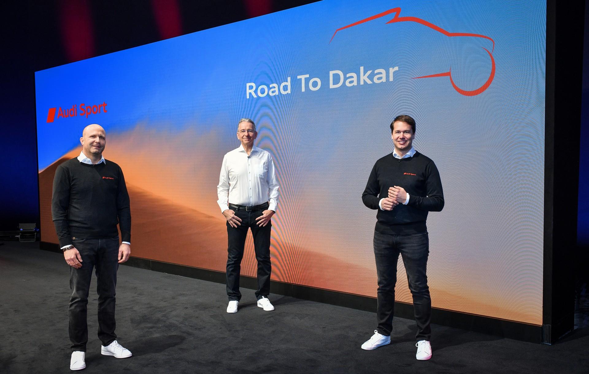 Audi Sport - Dakar