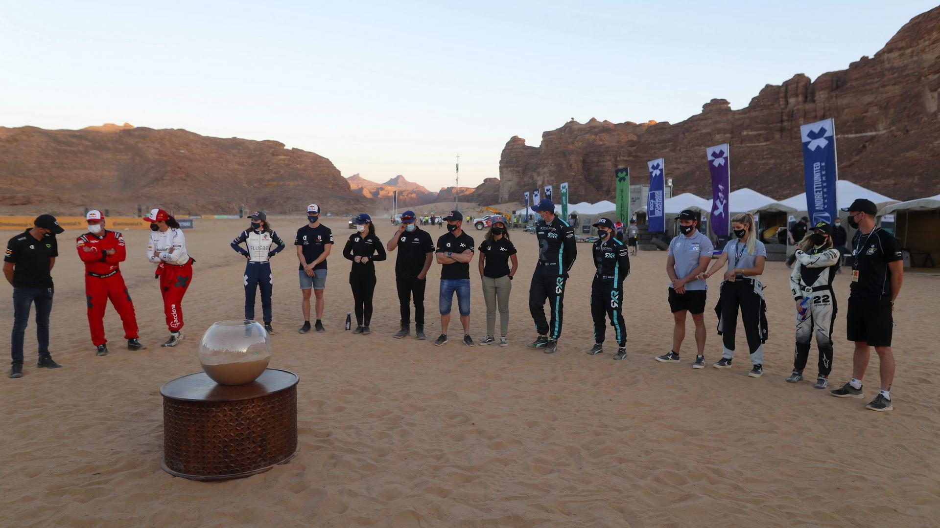 Extreme E - Desert X Prix