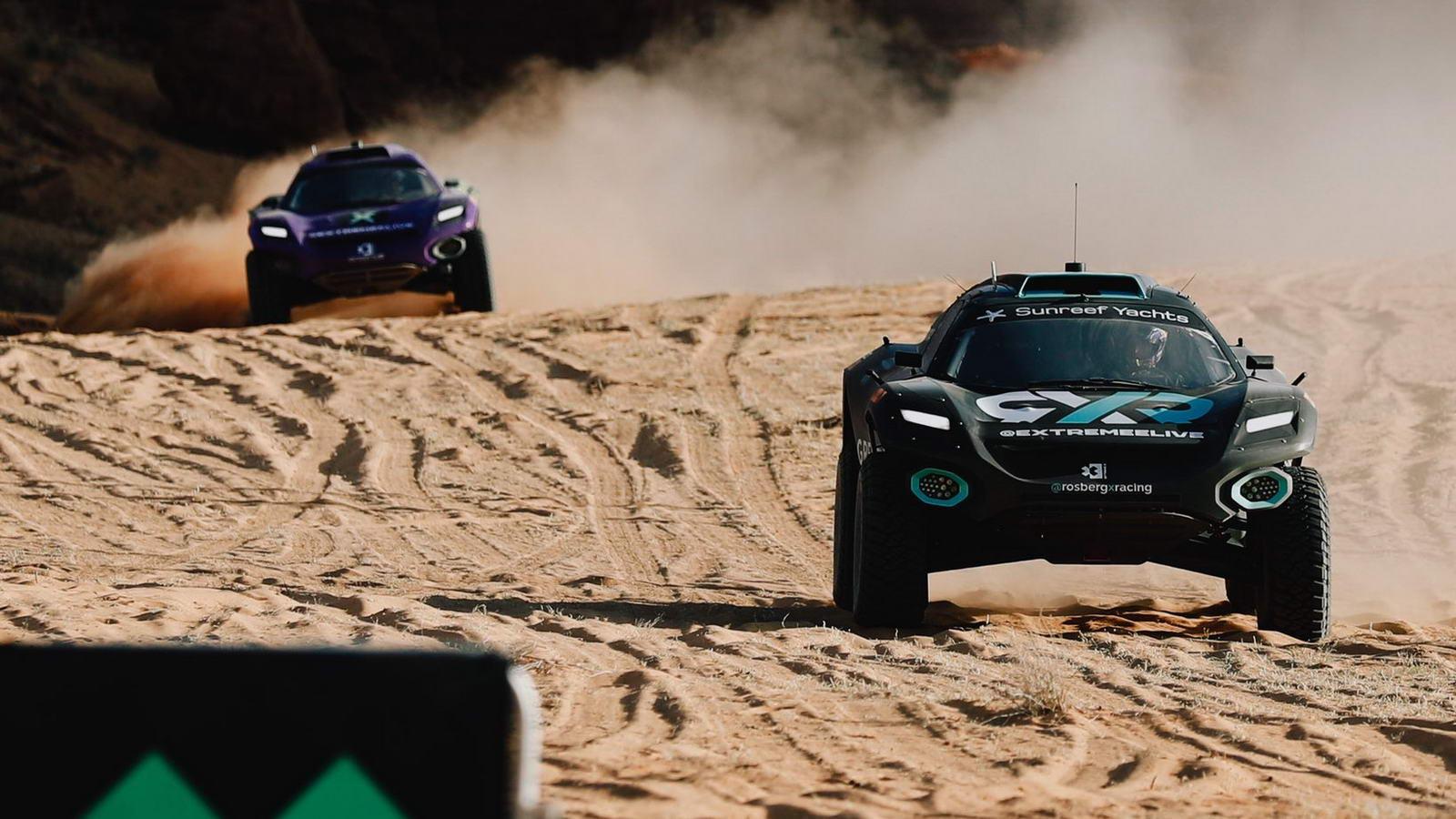 Desert X Prix - Semi Final