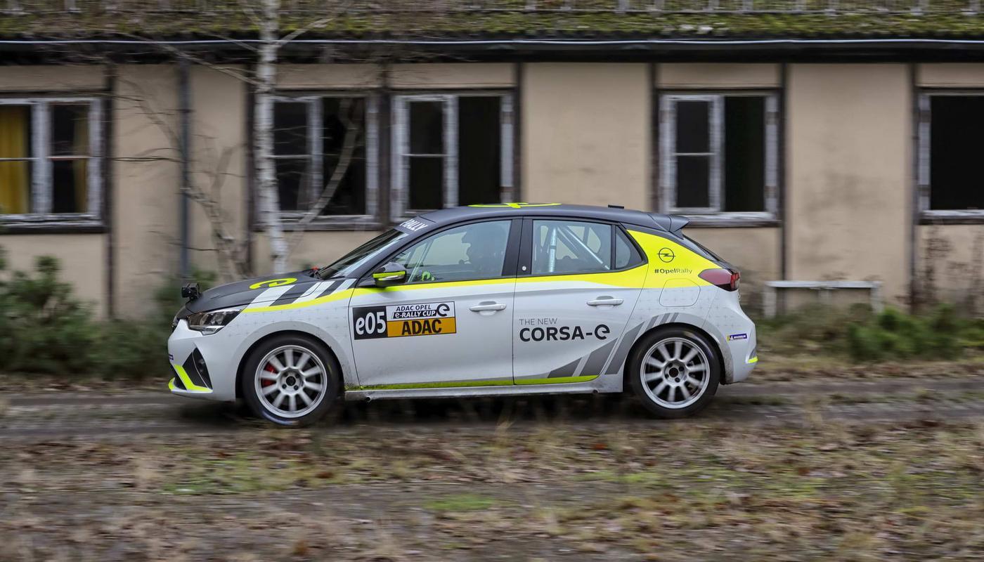 adac opel e-rally cup: Πρόγραμμα αγώνων για το 2021 | 4ΤΡΟΧΟΙ