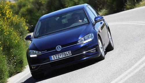 VW Golf 1.5 TSI evo 130ps DSG