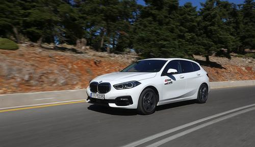BMW 1 series, MY 2019