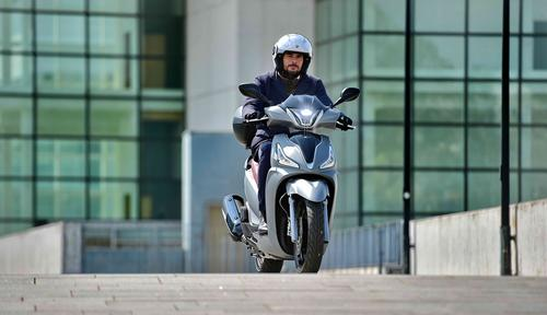Kymco People-S 300i Noodoe