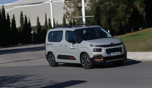 Citroen Berlingo 1.5 BlueHDi ΧΤR 100 PS