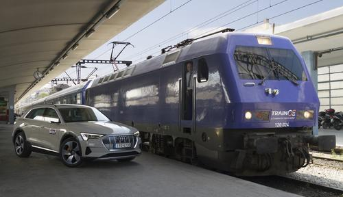 Audi e-tron vs Intercity