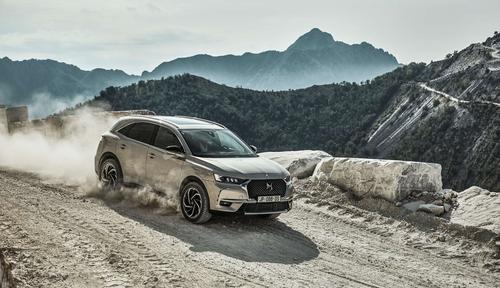 DS 7 Crossback E-Τense