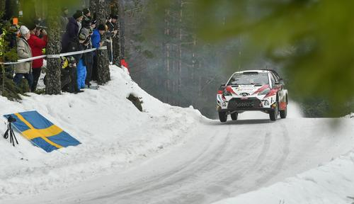 Rally Sweden Preview