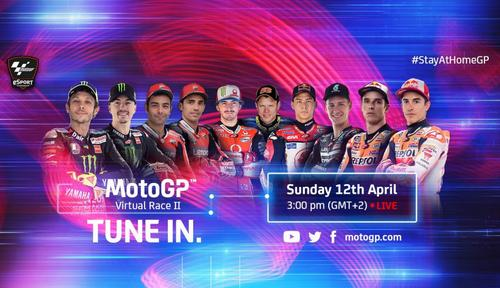 MotoGP - Virtual Race 2