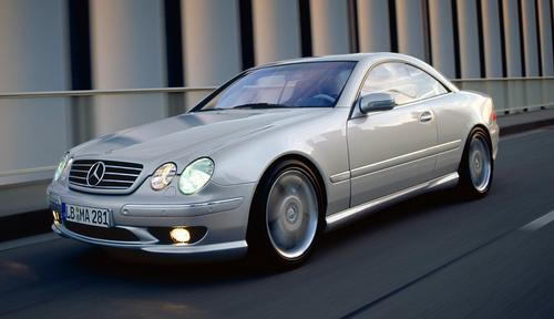 Mercedes CL 55 AMG Formula 1 Limited Edition