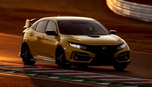 Honda Civic Type R Limited Edition - Suzuka