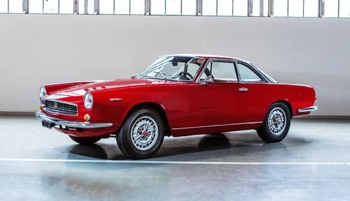 Abarth 2400 Coupe Allemano