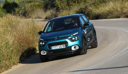 Citroen C3 Facelift BlueHDI 100