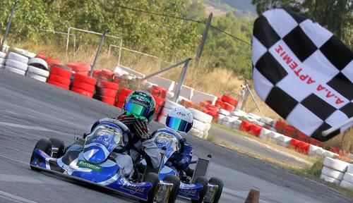 IAME Series Greece 2020