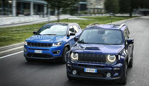 Jeep Renegade 4xe - Jeep Compass 4xe