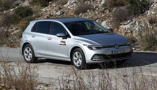 VW Golf 1.0 eTSI 110ps DSG mild hybrid