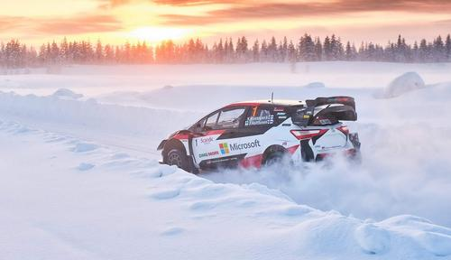 Arctic Rally Finland Preview