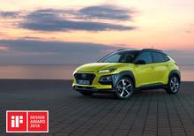 Hyundai Kona - iF Design Award 2018