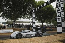 VW I.D. R Goodwood Festival of Speed