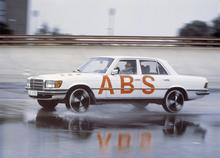 Mercedes ABS 40 years