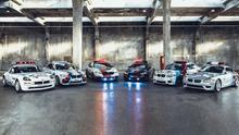 BMW M Cars @ MotoGP