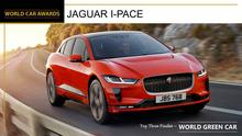 Jaguar I-Pace - World Car of the Year