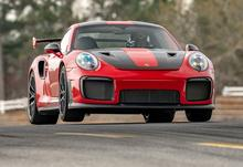 Porsche 911 GT2 RS - Michelin Raceway Road Atlanta