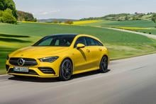 Mercedes-AMG CLA35 4Matic Shooting Brake