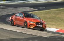 Jaguar XW SV Project 8