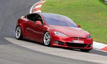 Tesla Model S Plaid - Nurburgring