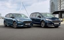 Ford S-Max - Ford Galaxy