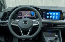 VW Golf - Innovision Cockpit