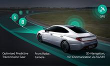 Hyundai - Kia ICT Connected Shift System