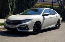 Honda Civic 1.5 VTEC Turbo 182 PS CVT