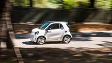 Smart EQ Fortwo Coupe