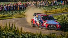 Thierry Neuville Ypres