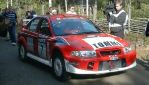 Rally Finland Tommi Makinen 02