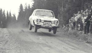 Rally Finland Hannu Mikkola 01