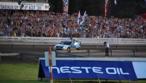 Rally Finland Petter Solberg