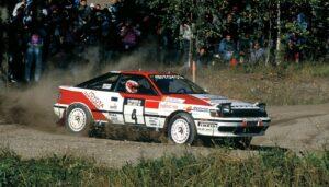 Rally Finland Carlos Sainz