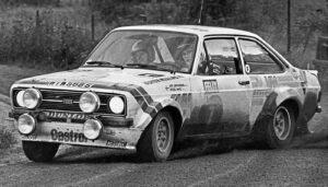 Rally Finland Ari Vatanen