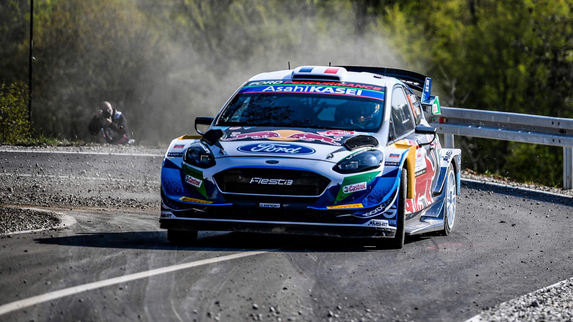 Rally Croatia Day 2 - Adrien Fourmaux