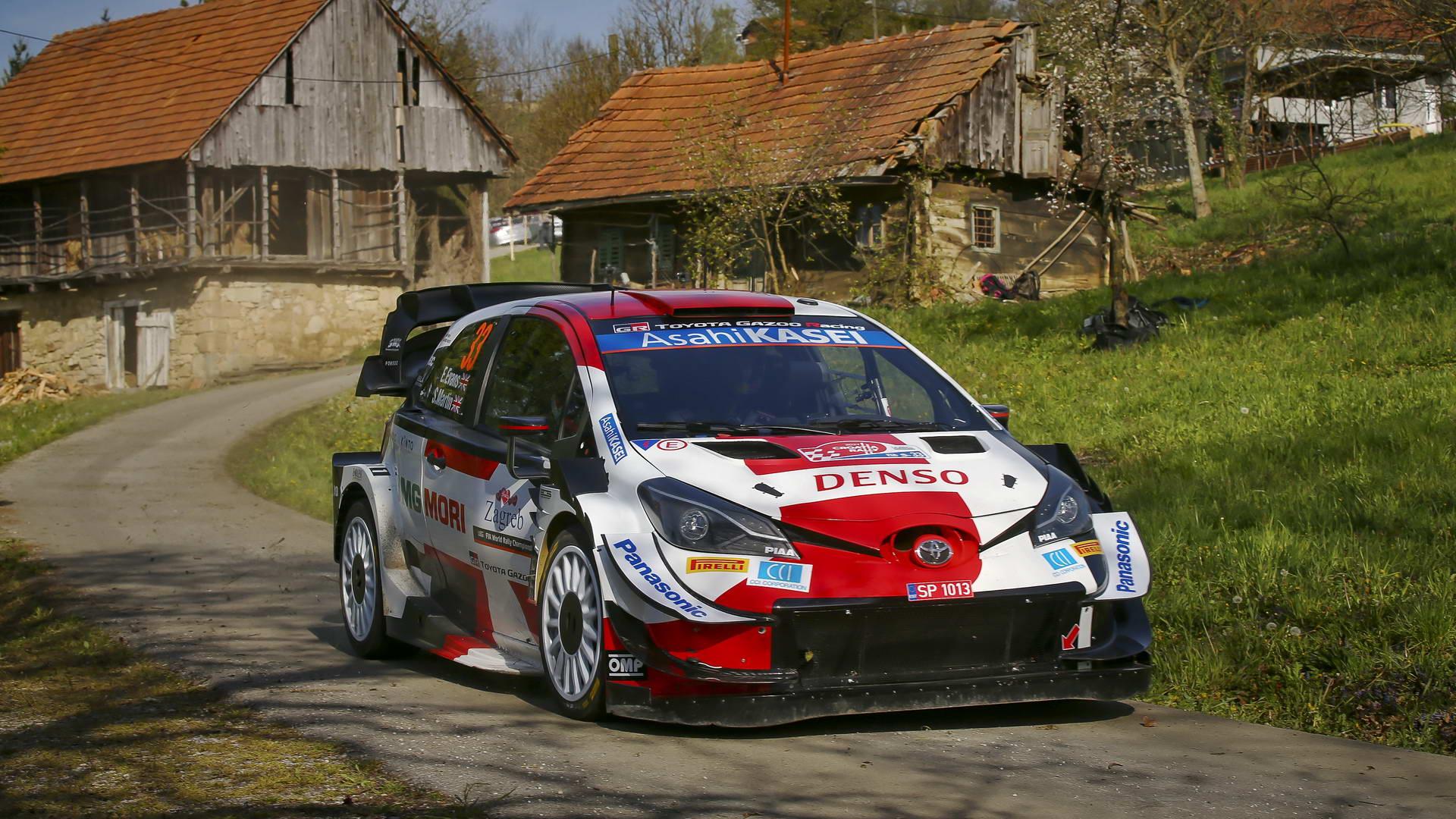 Croatia Rally - Elfyn Evans